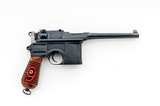 Mauser C96 Red Nine Semi-Automatic Pistol