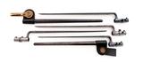 Lot of 4 U.S. Model 1873 Socket Bayonets