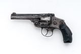 S&W .38 Safety 4th Model Revolver