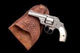 S&W Safety Hammerless Tip-Up Revolver