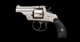 H&R Double Action Auto Ejector Pocket Revolver