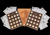 Am. Indian Medals Collection, by Hamilton Mint