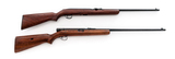 Lot of Two (2) .22 Caliber Winchester Rifles