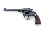 Colt Target Police Positive Double Action Revolver