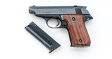Spanish Eibar EA ''Fast'' Semi-Automatic Pistol
