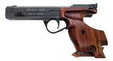 Baikal Model IZH-35M Semi-Auto Target Pistol