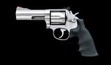 S&W Model 686-3 Double Action Revolver