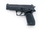 Sig Sauer Model P226 Semi-Auto Pistol