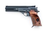 Beretta Model 76W Semi-Auto Target Pistol