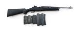 Ruger Mini-14 Semi-Automatic Rifle