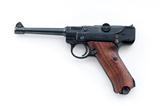 Stoeger Arms Rimfire Luger Semi-Auto Pistol