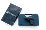 Beretta Model 3032 Tomcat Semi-Auto Pistol