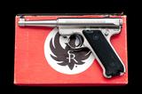 Ruger Mark II Standard Model Semi-Auto Pistol