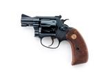S&W Model 34-1 Kit Gun Double Action Revolver