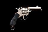 Antique Belgian Double Action Pocket Revolver