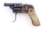 ''Velo Dog'' Style Double Action Pocket Revolver
