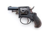 Small ''Baby Bulldog'' Type Double Action Revolver