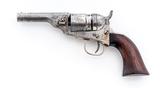 Antique Colt Metallic Cartridge Pocket Revolver