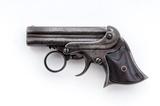 Remington-Elliot 4-Barrel No. 2 Derringer