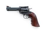 Ruger New Model Super Blackhawk Bisley Single Action Revolver