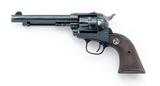 Early Ruger Old Model Single Six Revolver