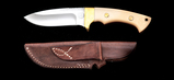 Custom Fixed Blade Knife by Angus Arbuckle
