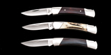 Lot of 3 Buck Model 503 ''Prince'' Knives