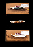 Lot of 3 Case TX Toothpick Knives