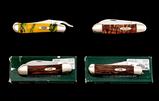 Lot of 4 Case Folding Knives