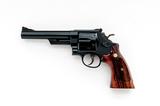 S&W Model 25-5 Double Action Revolver