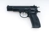 CZ Model 75 Semi-Automatic Pistol