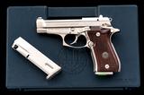 Beretta Model 84F Semi-Automatic Pistol