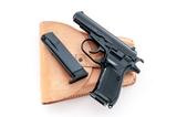 Czech CZ-82 Semi-Automatic Pistol