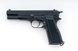 FN Browning Hi-Power Semi-Automatic Pistol