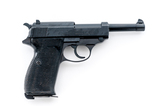 Wartime Walther P.38 (ac-43) Semi-Auto Pistol