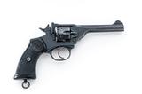 Webley Mark IV Double Action Revolver