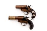 Lot of 2 WWI Era Flare Pistols