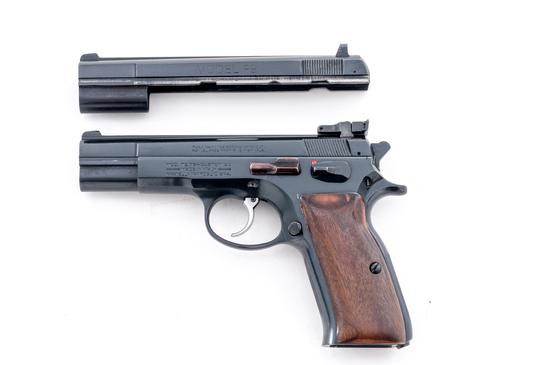 Tanfoglio TZ-75 Custom 90 Semi-Auto Pistol
