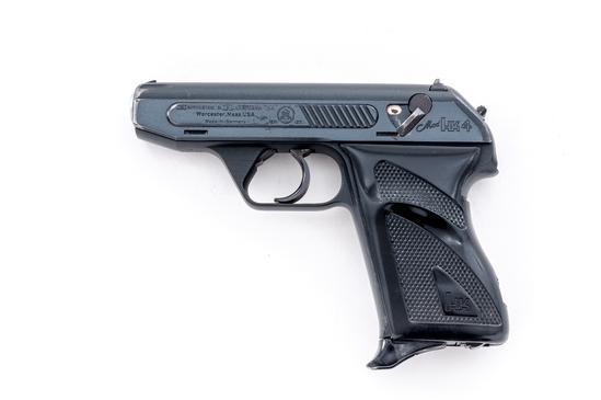 Heckler & Koch Model HK-4 Semi-Automatic Pistol