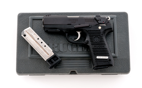 Like New Ruger P95PR Semi-Automatic Pistol
