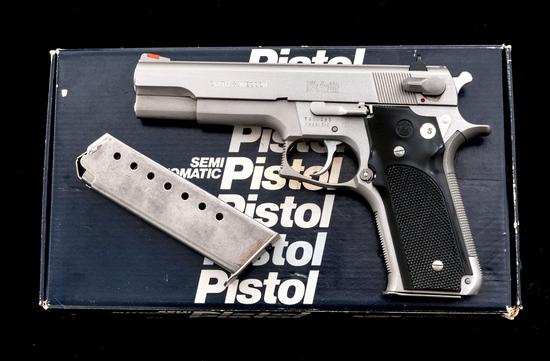 Boxed S&W Model 645 Semi-Auto Pistol
