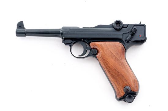 Erma-Werke Model LA 22 Semi-Auto Pistol