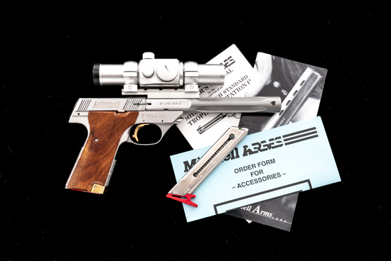 Mitchell Arms Trophy II Semi-Auto Pistol