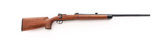 Sporterized Mauser Bolt Action Rifle