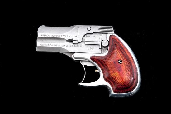 American Derringer Co. Model DA38 Derringer