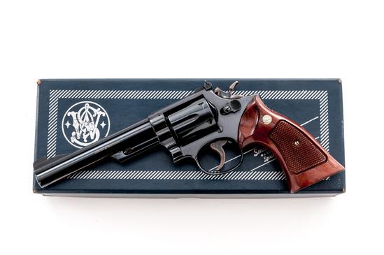 S&W Model 193 .357 Combat Magnum Revolver