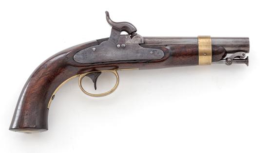 U.S. Model 1842 Navy Perc. Pistol