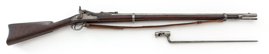 Springfield 1868 Allin Trapdoor Rifle