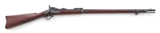 Springfield Transitional Model 1873-1877 Trapdoor Rifle