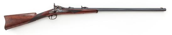 Antique Heavy-Barrel Sporting Rifle